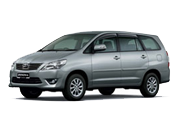 innova taxi package