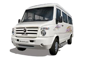 tempo traveller taxi hire